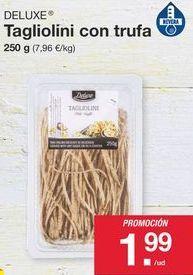 Oferta de Pasta Deluxe por 1.99€
