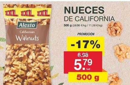 Oferta de Nueces por 6.98€