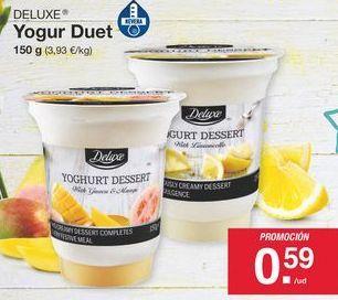 Oferta de Yogur Deluxe por 0,59€