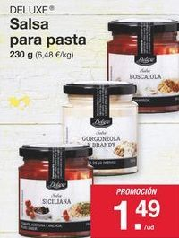 Oferta de Salsas Deluxe por 1.49€