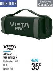 Oferta de Altavoz VM-HP50BX por