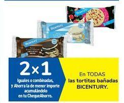 Oferta de En TODAS las tortitas bañadas BICENTURY por