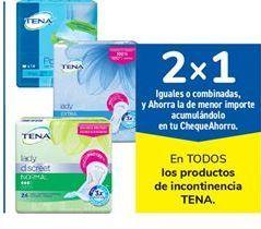 Oferta de En TODOS los productos de incontinencia TENA por
