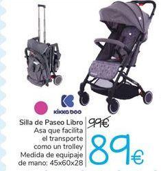 Oferta de Silla de Paseo Libro por 89€