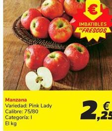 Oferta de Manzana por 2.25€