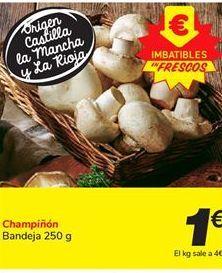 Oferta de Champiñón  por 1€