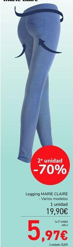 Oferta de Legging Marie Claire por 19.9€