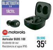 Oferta de Auricular BUDS 100  por 35€