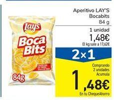 Oferta de Aperitivo LAY'S Bocabits por 1,48€