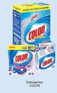 Oferta de En todos los detergentes Colon por