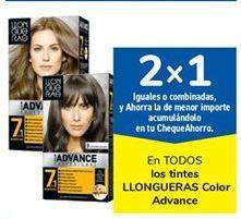 Oferta de En TODOS los tintes LLONGUERAS Color Advance por