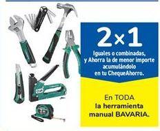 Oferta de En TODA la herramienta manual BAVARIA por