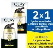 Oferta de En TODOS los productos para el cuidado facial OLAY Total Effects. por