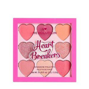 Oferta de Heart Breakers Shadow Palette por 5.99€