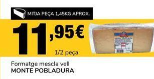 Oferta de Queso mezcla por 11,95€