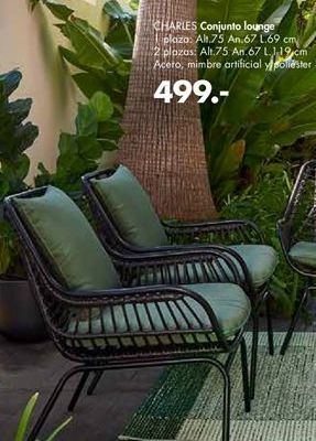 Oferta Conjunto de jardín Casa