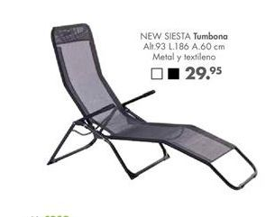 Oferta de Tumbonas por 29,95€