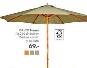Oferta Parasol Casa