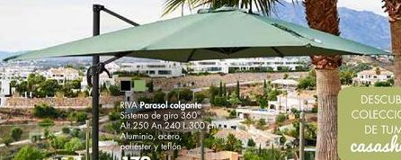 Oferta de Parasol colgante por 179€