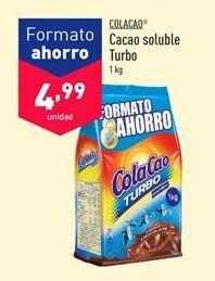 Oferta de Cacao soluble ColaCao por 4.99€