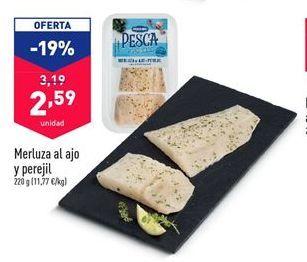 Oferta de Merluza freskibo por 3.19€