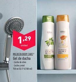 Oferta de Gel de baño mildeen por 1,29€