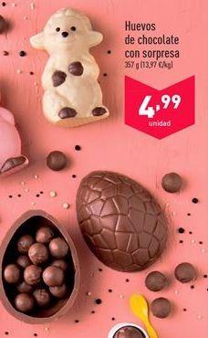 Oferta de Chocolate aldi por 4,99€