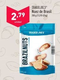 Oferta de Nueces trader joe´s por 2,79€