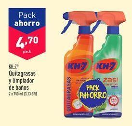 Oferta de Quitagrasas KH-7 por 4,7€