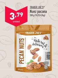Oferta de Nueces trader joe´s por 3,79€