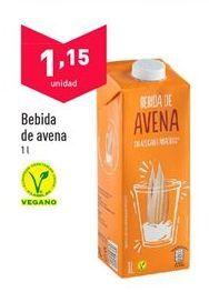 Oferta de Bebida de avena por 1,15€