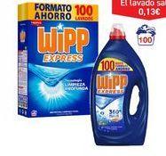 Oferta de Detergente líquido o polvo Wipp por 13,49€