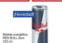 Oferta de Bebida energética Red Bull zero por 1,29€