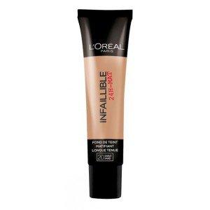 Oferta de L'Oreal París Maquillaje Infalible 24h-mat Base de Maquillaje por 8,95€