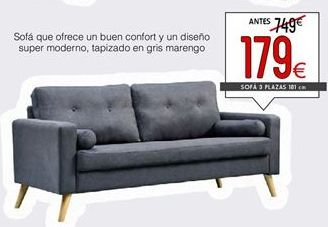 Oferta de Sofás por 179€