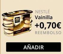 Oferta de Mousse Nestlé por