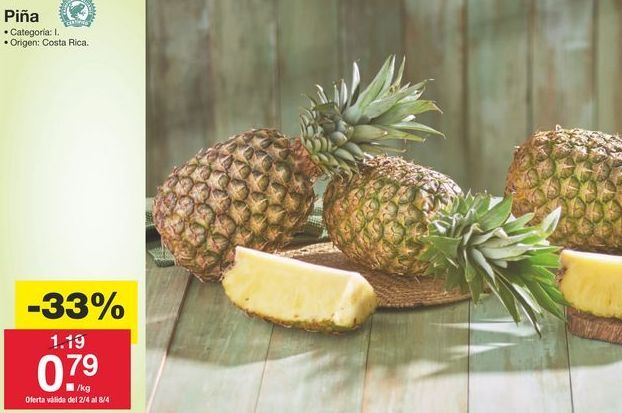 Oferta de Piña por 1,19€