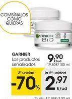 Oferta de Cosmética Garnier por 9,9€