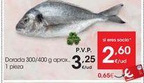 Oferta de Dorada por 3,25€