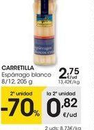 Oferta de Espárragos Carretilla por 2,75€