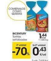 Oferta de Tortitas Bicentury por 1,44€
