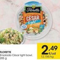 Oferta de Ensaladas Florette por 2,49€