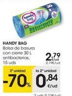 Oferta de Bolsas de basura Handy Bag por 2,79€