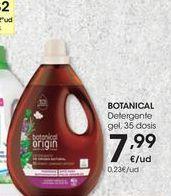 Oferta de Detergente gel Botanical por 7,99€