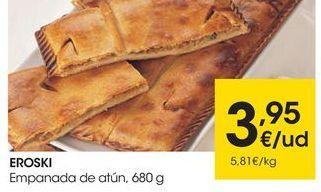 Oferta de Empanada eroski por 3,95€