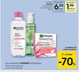 Oferta de Gel Garnier por 6,55€