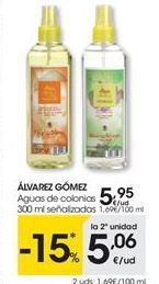 Oferta de Agua de colonia por 5,95€