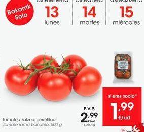 Oferta de Tomates por 2,99€