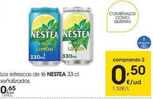 Oferta de Té helado Nestea por 0,65€