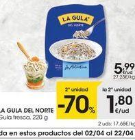 Oferta de Gulas La Gula del Norte por 5,99€